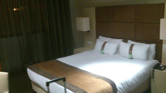 Holiday Inn Madrid - Las Tablas: Room
