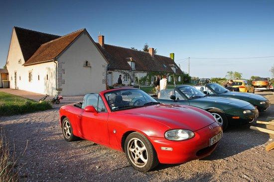 Laporte Allier : Une autre vue avec le grand parking