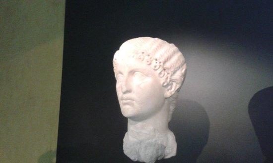 Museo del Teatro Romano de Caesaraugusta: restos encontrados