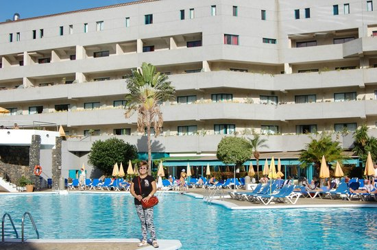 Hall del hotel picture of gran hotel turquesa playa - Turquesa playa puerto de la cruz ...