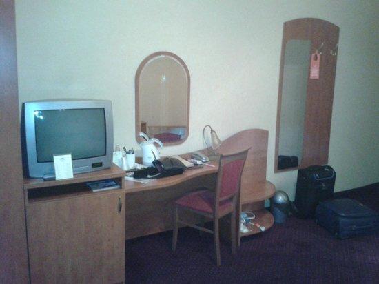 Hotel Kazimierz II: camera