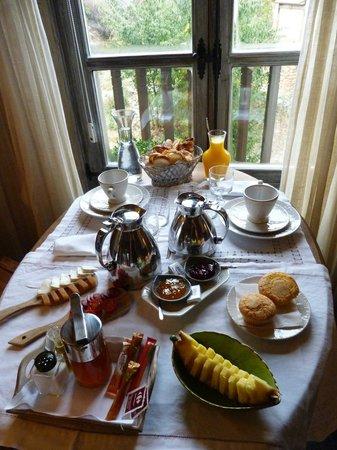 Alodia : Desayuno