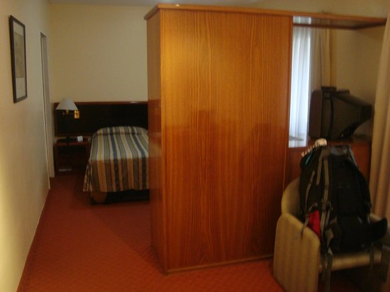 Park Royal Buenos Aires: Twin share room