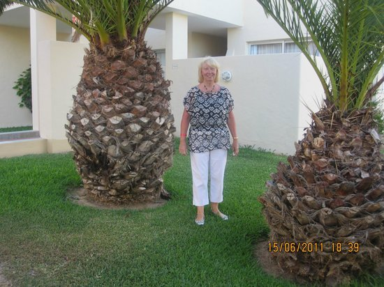 ClubHotel Riu Oliva Beach Resort: Lovely grounds