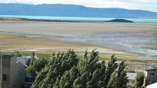 Terrazas del Calafate Hotel: Vista desde la ventana