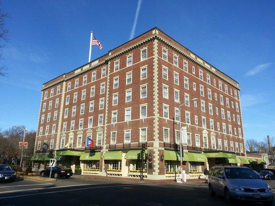 Hawthorne Hotel Salem Massachusetts Tripadvisor