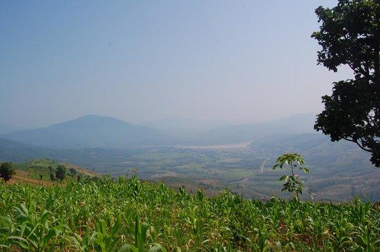Lanjia Lodge : The views!