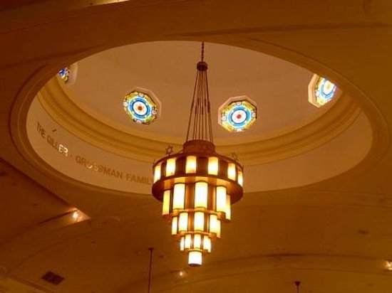 Jewish Museum of Florida - FIU: Dome of synagogue
