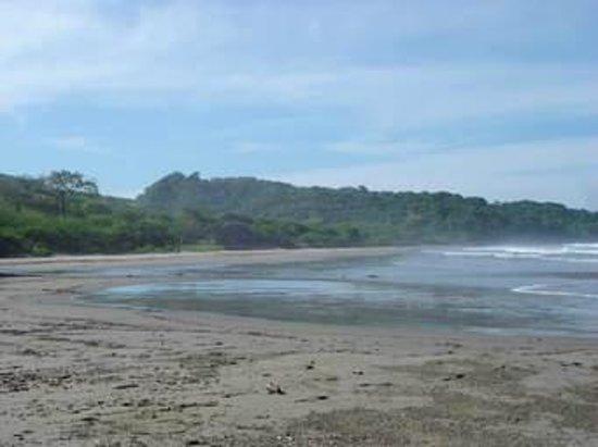 Playa Coco Cabanas: Private Beach
