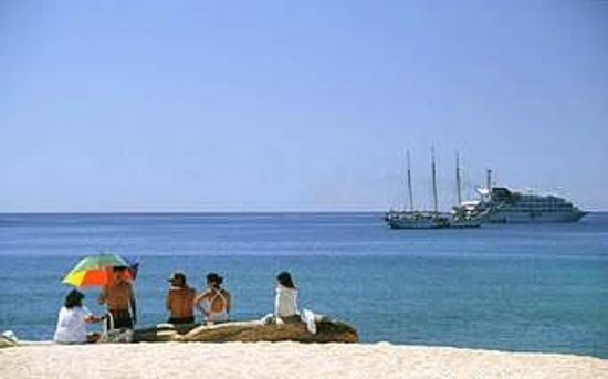 Playa Coco Cabanas : Beach