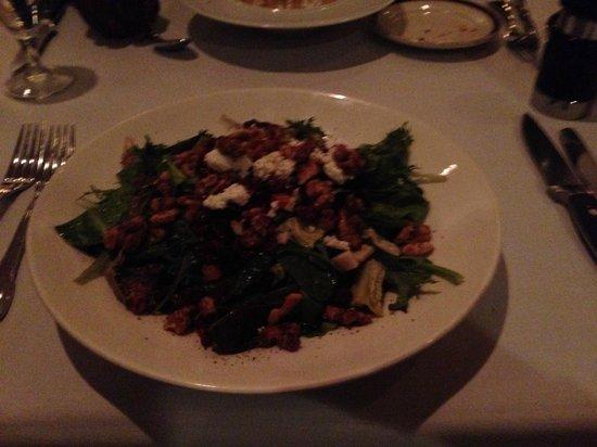 Porter's Steakhouse: Porters Salad