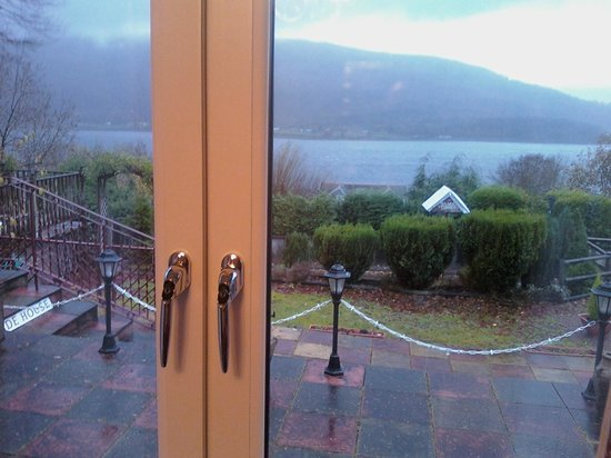 Braeside House : Panorma from the room