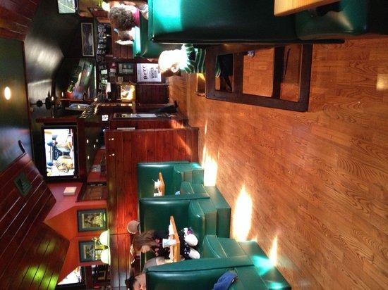 Halfway Cafe: Inside