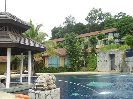 Supalai Resort & Spa Phuket: de l'exterieur