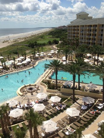 Omni Amelia Island Plantation Resort : Room with a view!