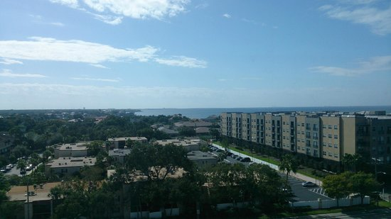 Crowne Plaza Tampa Westshore : Vista do apartamento