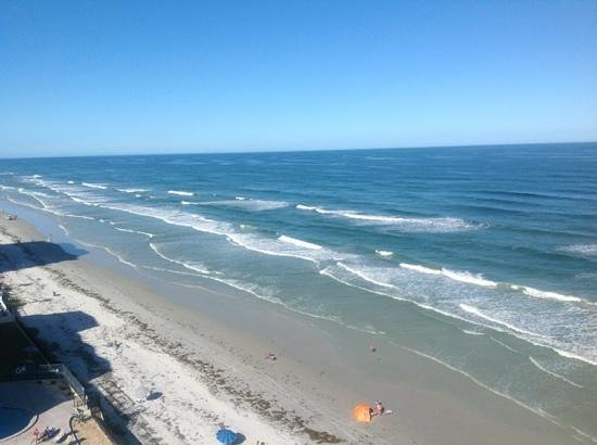 Holiday Inn Express and Suites Oceanfront: oceanview