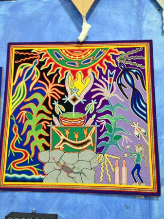 Amate Books: New works from the Huichol Indians