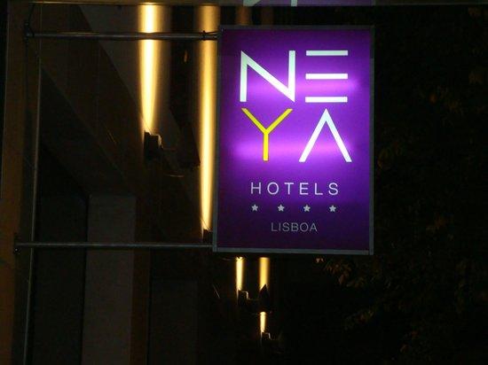 Neya Lisboa Hotel : Neya Lisboa