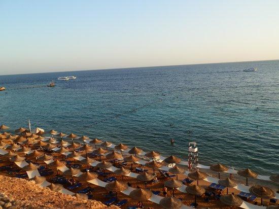 Jaz Fanara Resort & Residence : plage