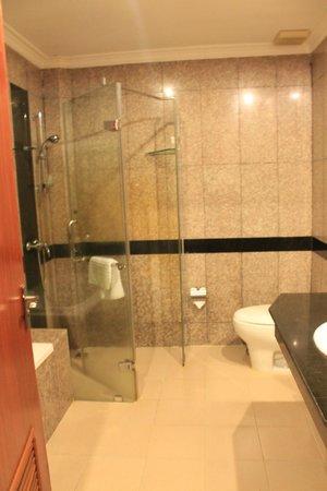 Starry Angkor Hotel: bathroom