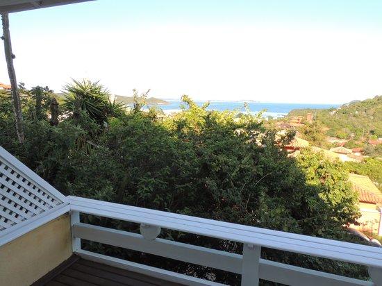 Hotel Pousada e Spa Villa Mercedes : Vista desde el balcon!!