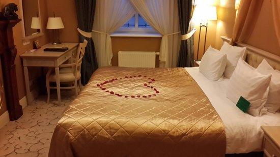 Ramada Hotel and Suites Vilnius: Романтические выходные
