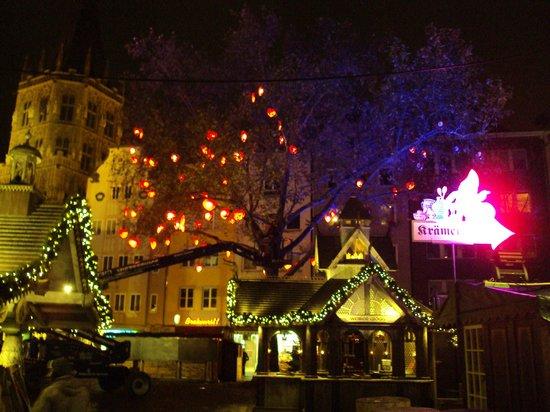 Haxenhaus zum Rheingarten : Christmas in Koeln since November 20tieth