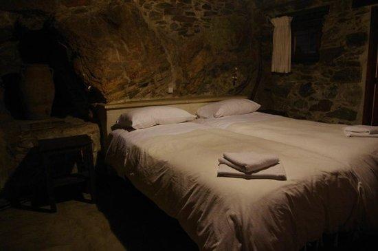 Milia Mountain Retreat: My room