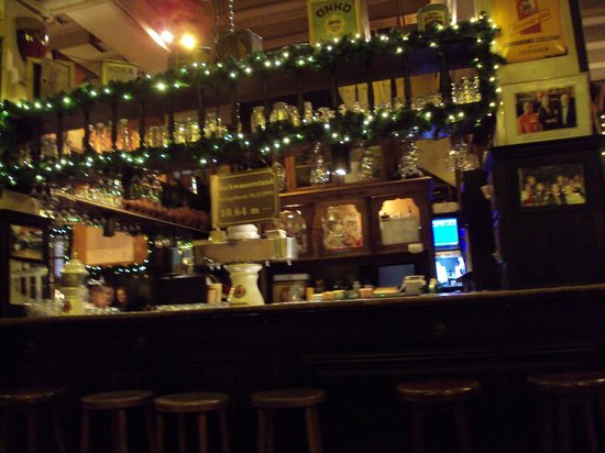 Haxenhaus zum Rheingarten : the bar