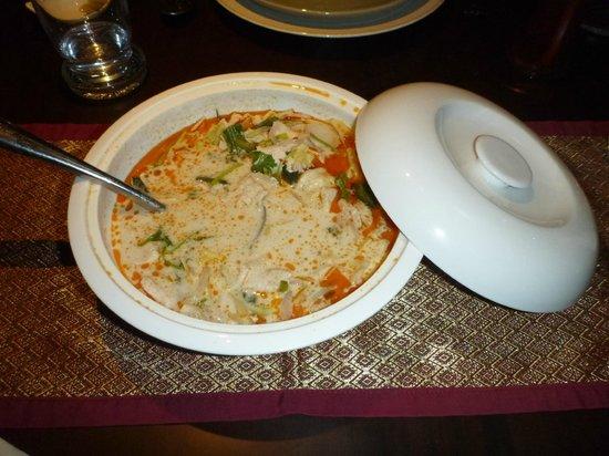 Sala Thai Restaurant: Tom Ka Gai for 2...this could have fed 6 easily!