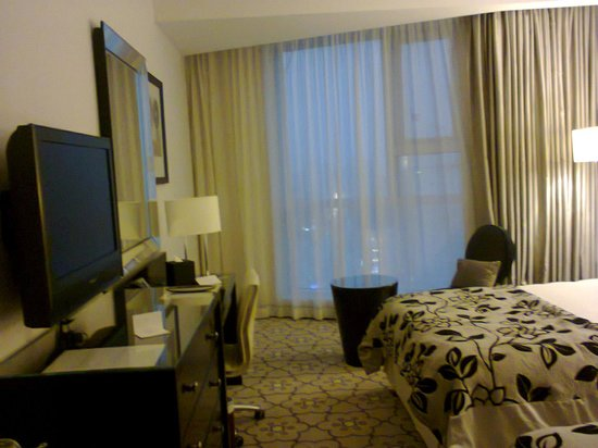 Swissotel Makkah: the room view 2