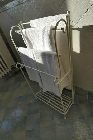 Podere Scaluccia : towel holder