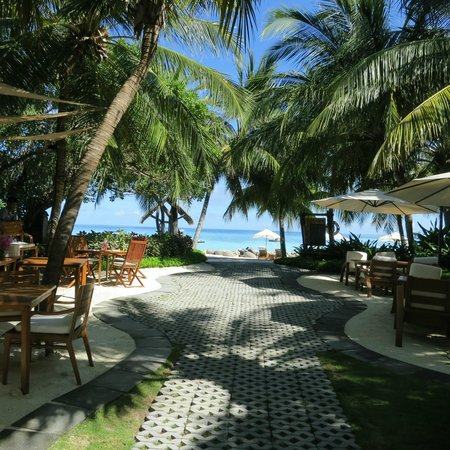 One&Only Reethi Rah : The pool