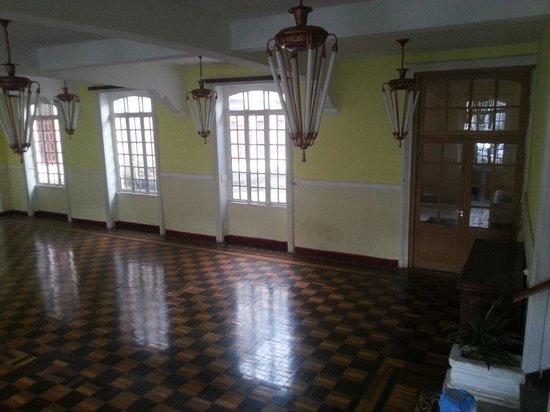 Varzea Palace Hotel: Salã principal