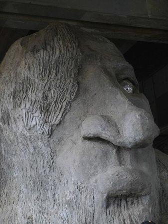 Fremont Troll: ye olde troll