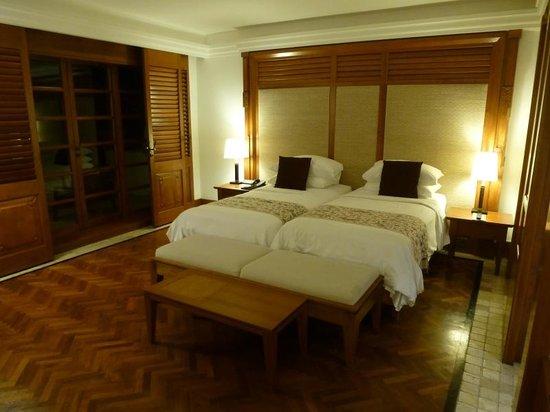 Nusa Dua Beach Hotel & Spa: Zimmer