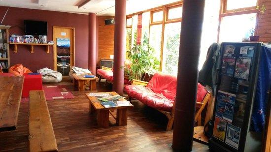 Hostel 41 Below: Dining/Common Room