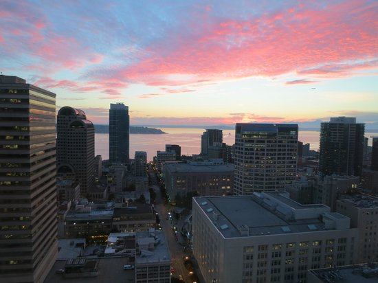Grand Hyatt Seattle Washington Hotel