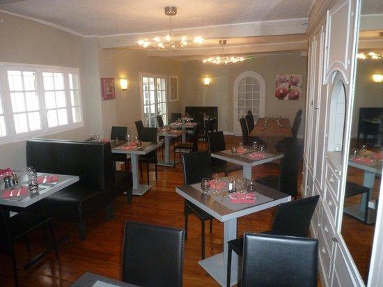 Restaurant Brasserie Corral Cafe: salle de restaurant de 30 couverts