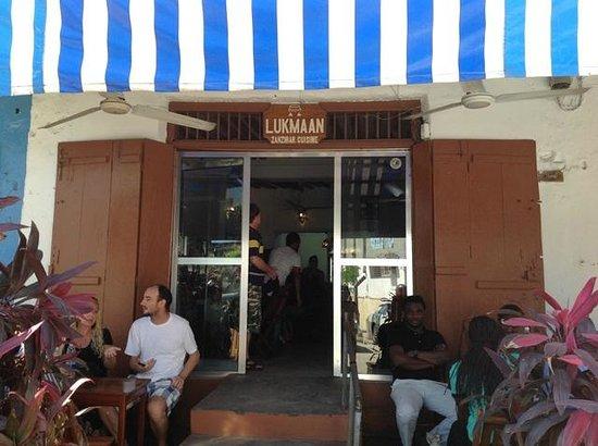 Lukmaan Restaurant: Lukmaan , Zanzibar