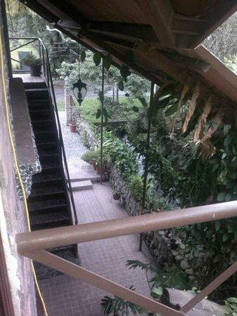 Stone Cabins Boquete : Desde el balcon