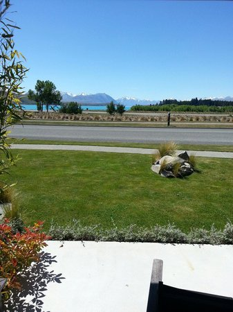 Lakeview Tekapo: Beautiful view from our suite