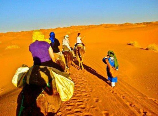 Moda Camp Merzouga: moroccojourneytours