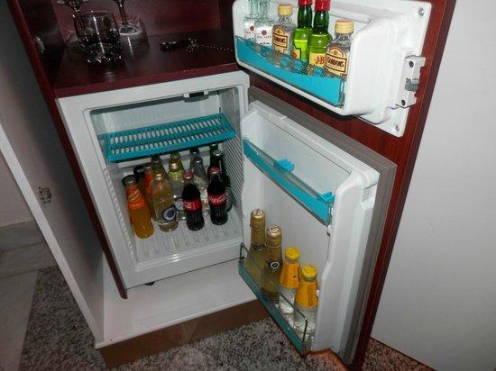 Sercotel Artheus Carmelitas Salamanca : Mini bar