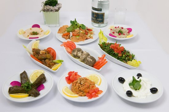Al Hamra Restaurant Wien