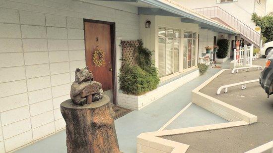 Sierra Lodge: вид от бассейна