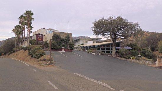 Sierra Lodge: ресепшен