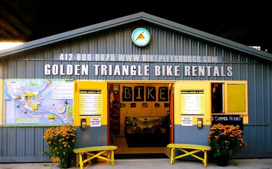 ‪Golden Triangle Bike Rental‬