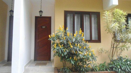 Pirai, RJ: suite do solar cachoeira
